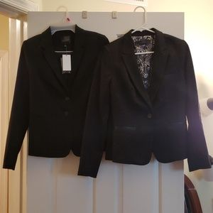 Two XSmall Suit Jackets